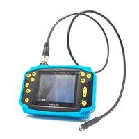 Видео бороскоп средством диагностики эндоскопии Водонепроницаемый 3.5 ЖК дисплей Профессиональные автомобиля Водостоки Инструменты инспе