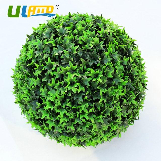 Decorative Boxwood Balls Cool Uland Artificial Boxwood Balls Plastic Tree Plants Kissing Balls Inspiration Design