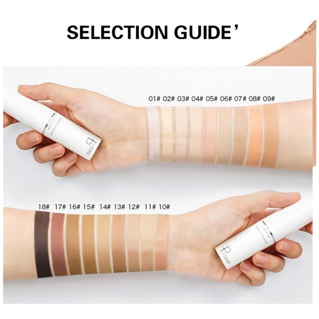 Pudaier Face Concealer Foundation Cream Makeup Contour Corrector Stick Highlighter Cover Dark Circle Professional Pen Cosmetics 3