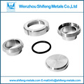 "1"" SS304 Sanitary union for food industry, stainless steel SMS UNION,Welded union,Union Joint stainless"