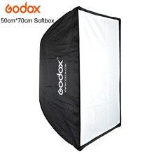 最新 godox ポータブル 50*70 センチメートル傘ソフトボックスフラッシュスピードライト用照明