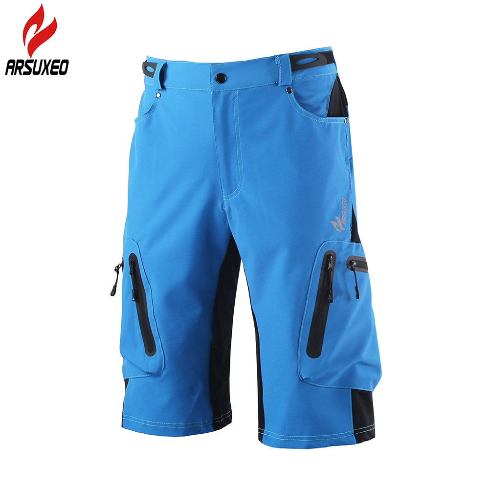 2016 Arsuxeo Mens Brand Outdoor Sports Cycling Clothing