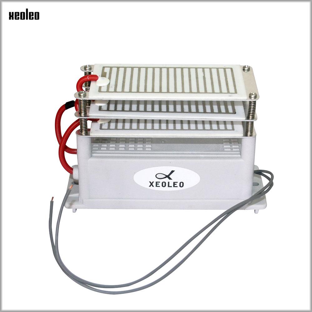 XEOLEO 15g Ozone generator Ozone Ceramic plate Portable Air Purifier Air Cleaner Ozonizer Sterilization Ozone Disinfection Part цена и фото