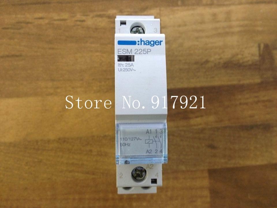 [ZOB] ESM225P standard 2NO 110V-127V contactor Hagrid --2pcs/lot