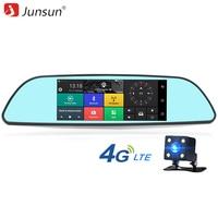 Junsun A600 Pro Car DVR Camera Mirror 4G ADAS 7 Android 5 1 Rear View Mirror