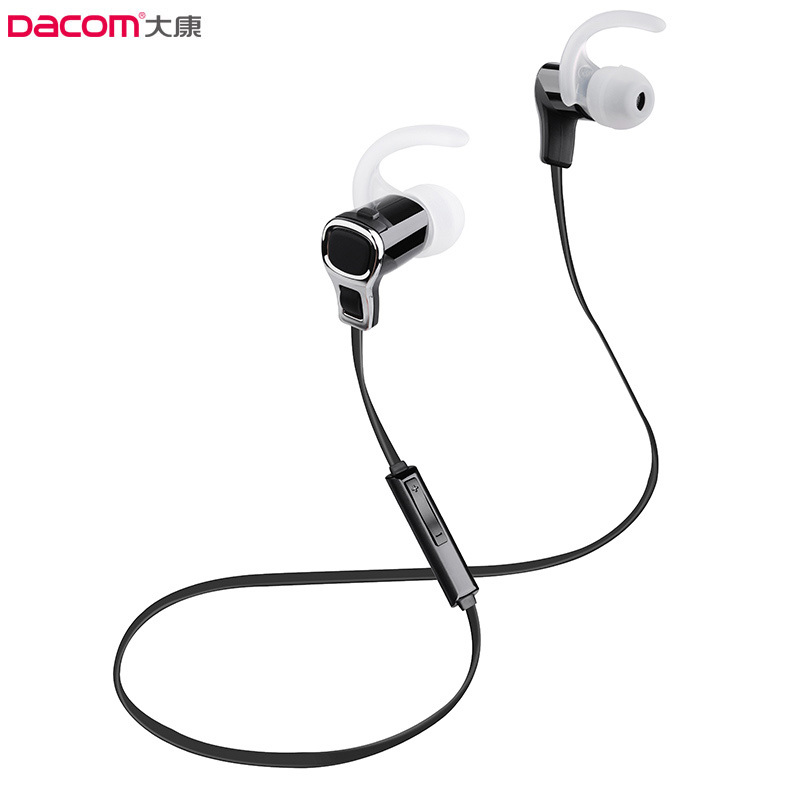 DACOM G10 Sports Headsphone Wireless Bluetooth V4.1 Stereo Music Earphone Ear-hook Running Headset Apt-X Original Box for Phone dacom wireless technology bluetooth headset sport stereo earphone with charging box for iphone 7 7plus and intelligent phone