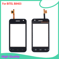 Touch Screen Digitizer Assembly For Bitel B8403 8403 AS3518K LZ96 3.5Inch High Quality Mobile Phone Touch Panel