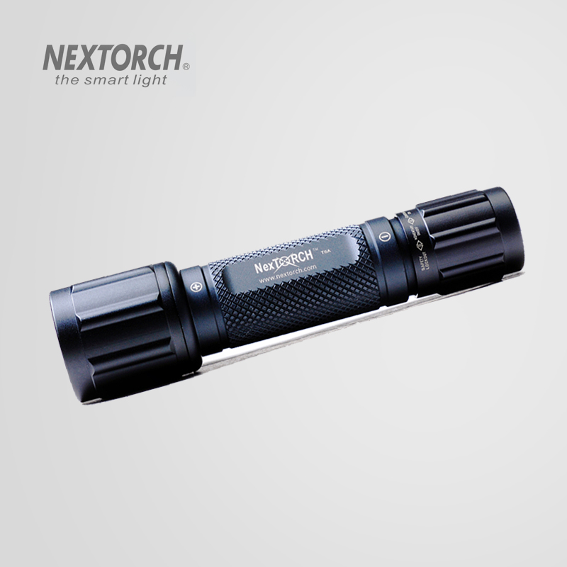 ФОТО NEXTORCH Flashlight 80 Lumens T6A SET ANSI NEMA Standard Waterproof Resistant Combo High Output Hunting Tactical Flashlight Set
