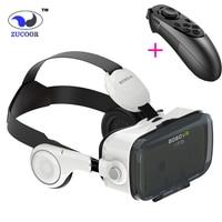 3D VR Glass BOBO VR Box Bobovr XiaoZhai Z4 Virtual Reality Box 3D And Remote Bluetooth