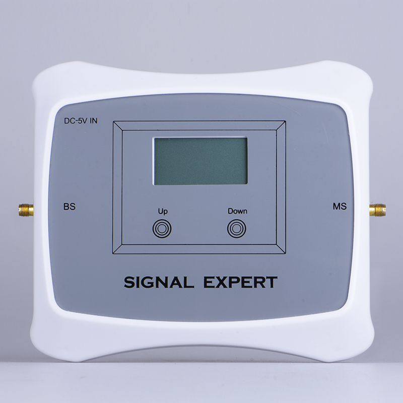 Image 5 - Special offer! DUAL BAND 2G 3G 850/2100mhz mobile signal booster cell phone repeater Cellular amplifier Only device+Adapter-in Signal Boosters from Cellphones & Telecommunications