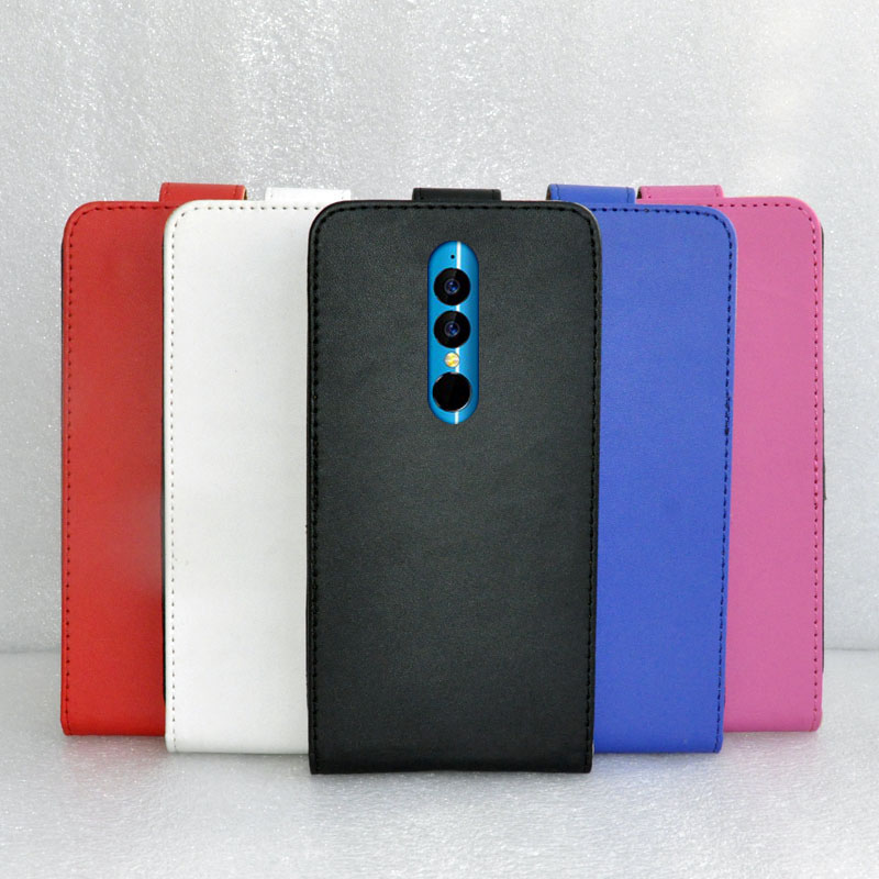 CIDI For UMIDIGI A1 Pro Global Version Dual 4G LET Case Cover PU Leather Flip Flap Up and Down Protective Phone Cover ...