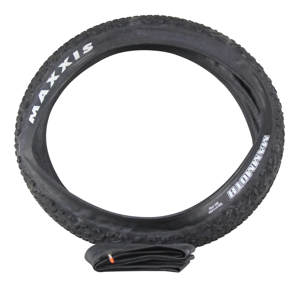 26inch fat bike tires and tube 26x4.0 26x4.8 tires and tube include 1pair tires and tube foldable tires