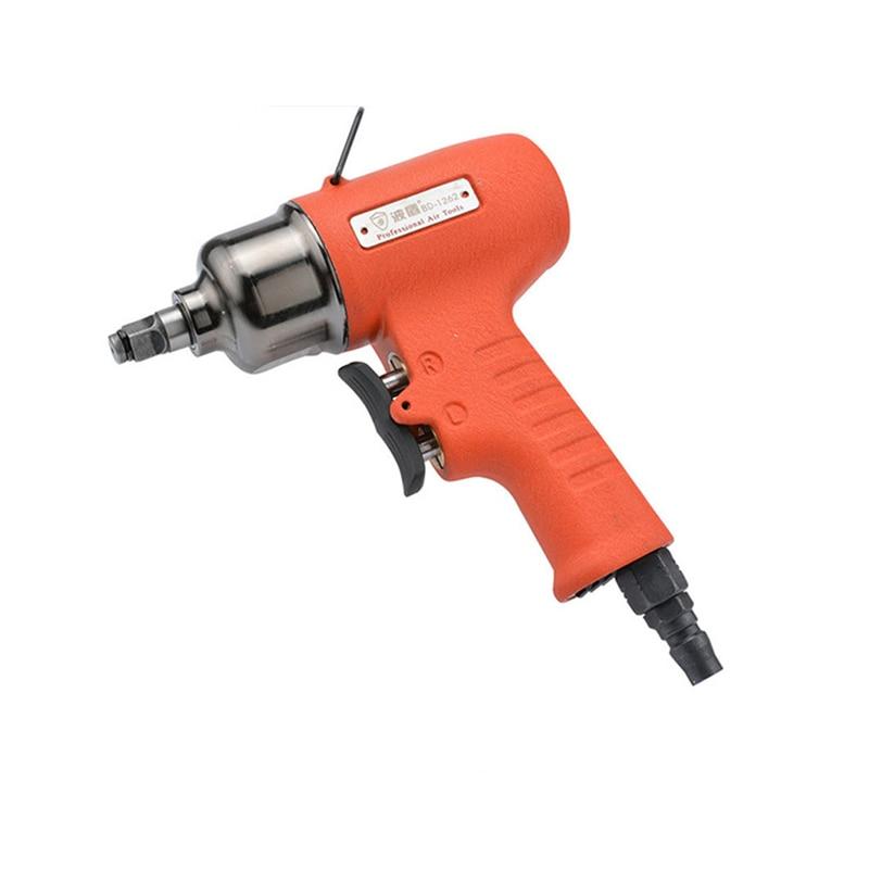 3/8 Double-hammer Pneumatic Air Impact Wrench Industrial Two-hammer 9.5mm Car Repairing Maintenance Tyre Repair Pneumatic Tools hammer lzk550l