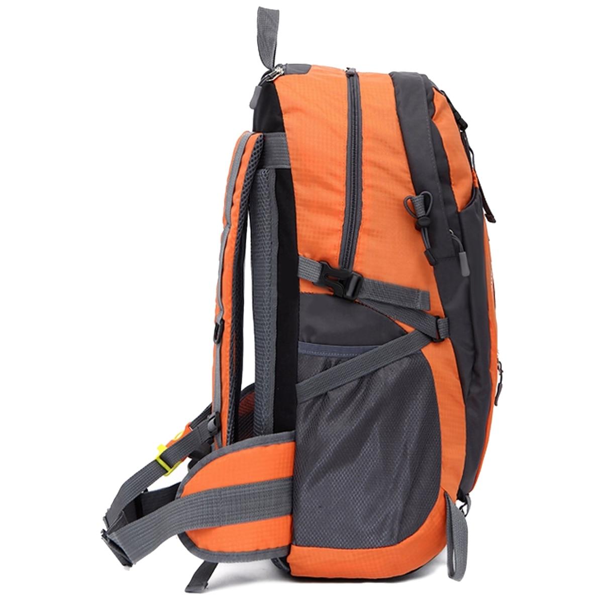 Top Sale 35L Waterproof Travel Daypack Rucksack Backpack, Black/Blue/Green/Orange/Red