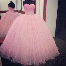 Wuzhiyi vestido debutante Бальные платья для 15 вечерние платья с хрустальными бусинами, разноцветные платья для выпускного бала