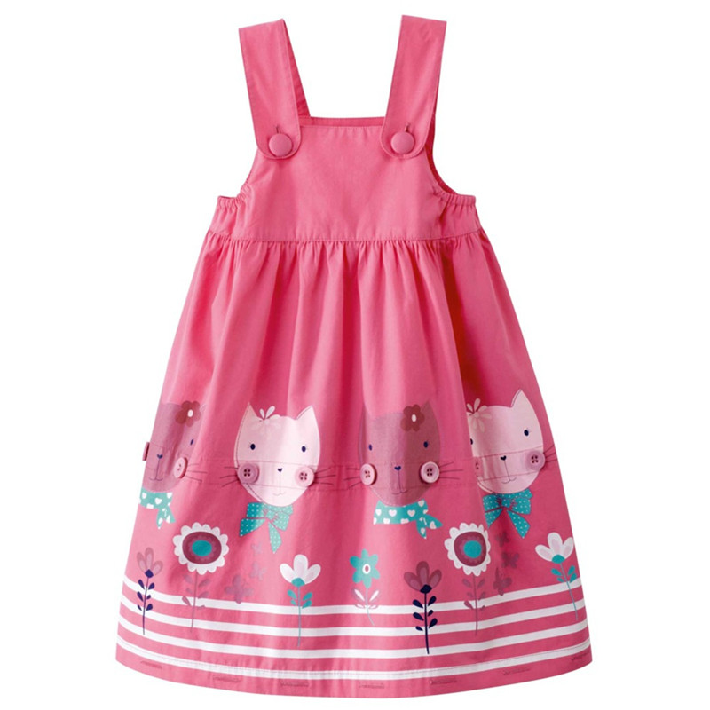 Girls' Organic-Cotton Embroidered Knit Dress Her comfiest T-shirt becomes her cutest dress, with embroidery at the neckline, ruching at the shoulders, and gathers at the waist. Soft and well-textured in slubbed organic-cotton jersey.