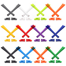 цена на Mryok Rubber Kit Replacement Ear Socks Earsocks for-Oakley Flak Jacket/Flak Jacket XLJ Sunglasses