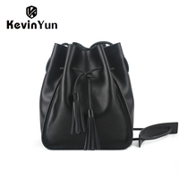 Luxury Women Bag Genuine Leather Bag Fashion Designer Handbag Bucket Bags Ladies Crossbody Shoulder Bag Women