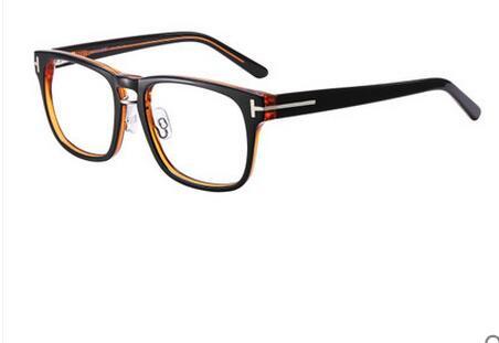 Myopia female models big face glasses frame personalized eye frames ...