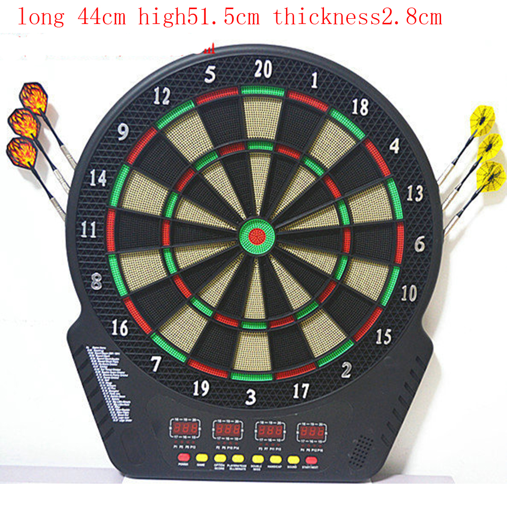 Playing Dart Game Fitness Equipment for Indoor  High Quality Electronic Dartboard Target Dart Game Set for Adult tsuyoki dart 80f 113