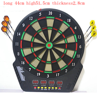 Playing Dart Game Fitness Equipment for Indoor High Quality Electronic Dartboard Target Dart Game Set for Adult