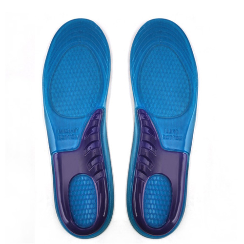 TEXU 1 Pair Sport Insole Gel Massaging Insole Arch Support Orthopedic Plantar Fasciitis Silicone Insole (sizes 6-12) free shipping 1 pair unisex sport insole gel massaging insole arch support orthopedic plantar fasciitis running silicone insole