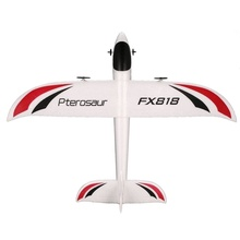 FX-818 RC Airplane Remote Control 475mm Wingspan 2.4G 2CH Gl