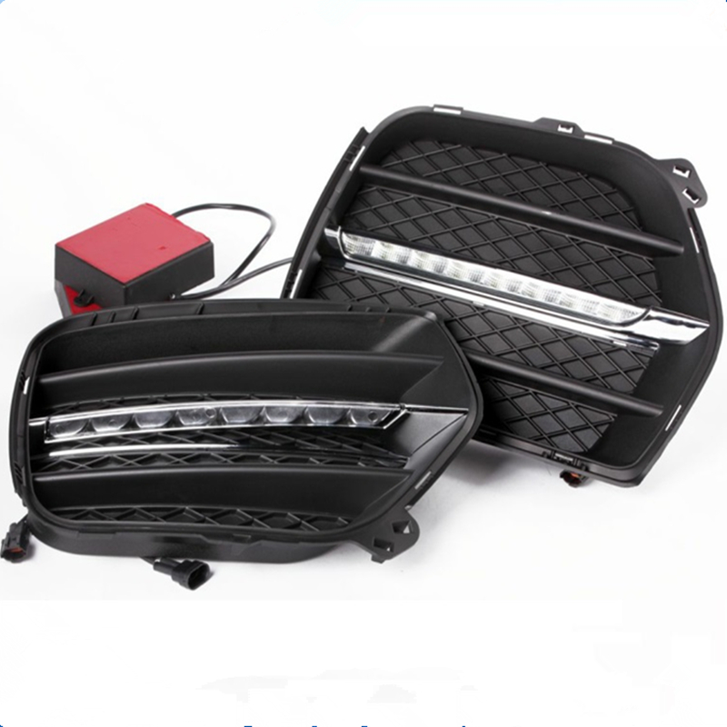 LED Daytime Running Light DRL LED  for BMW X6 E71 2009 - 2013 Car Styling Brand New Quality Assured Wholesale Price