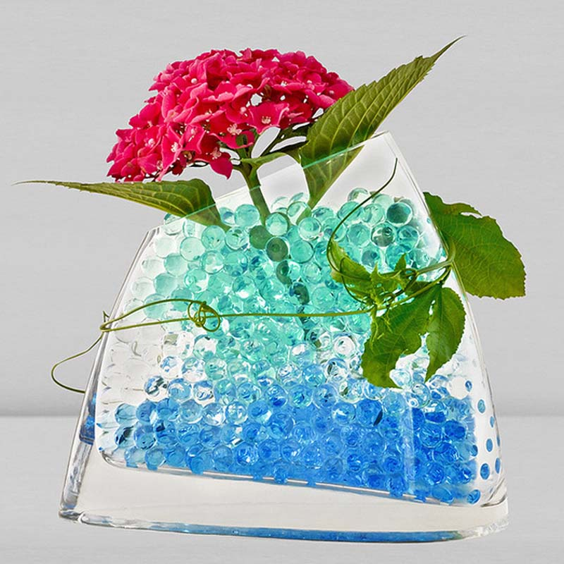 225 & 1000pcs Water Beads Plant Flower Vases Filler for Wedding Centerpieces Home new year christmas Bachelorette hen party Decoration