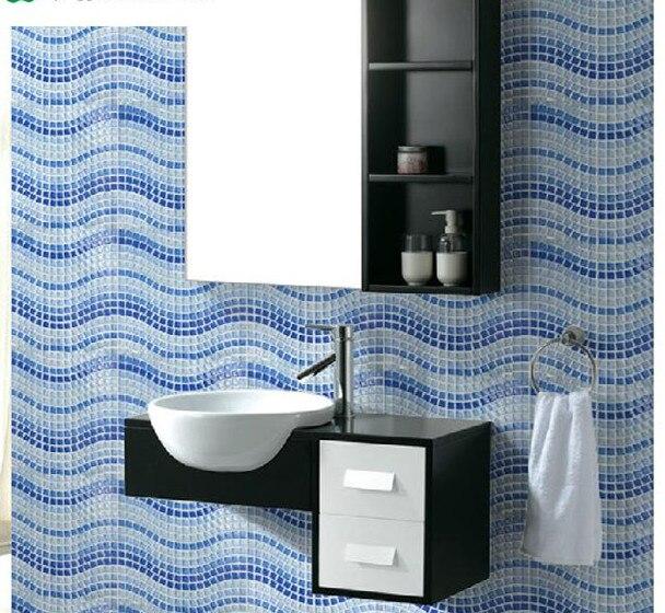 Blue Glass Shower Tile popular blue shower tile-buy cheap blue shower tile lots from