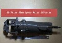 Шт. 1 шт. DIY дистанционное управление лодка интимные аксессуары мм 55 мм спрей воды Thruster струей воды пропеллерный насос комплект 3D принт мм 6 ва