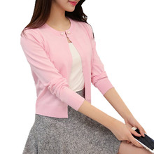 2018 High Quality Spring Autumn Sweater Women Cardigan Sweater Solid Color One Button Women 'S Cashmere Sweater Zy825 недорго, оригинальная цена