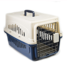 купить Air box dog pet air cat cat cage carrying bag out of the air pet box shipping dog supplies Portable ABS Dog/Cat dog cage cover по цене 2227.44 рублей