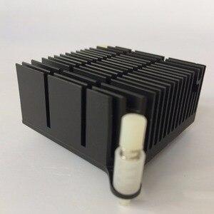 Image 2 - 2 pçs/lote 40x40x20 milímetros de Alumínio do Dissipador de Calor do radiador Do Dissipador de Calor para Chip eletrônico LEVOU RAM REFRIGERADOR de refrigeração