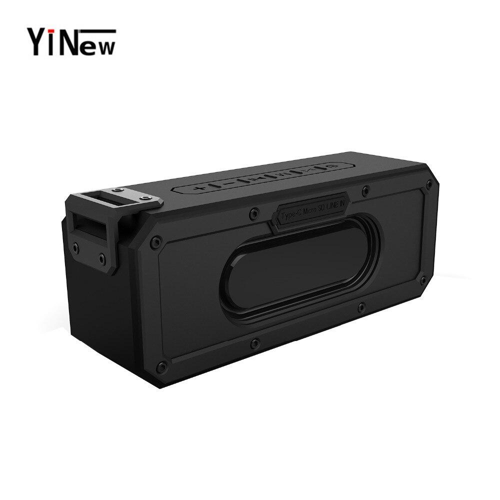 40W TWS Bluetooth Speaker IPX7 Waterproof Boombox Super Bass Wireless Sound Box Portable Column Subwoofer Soundbar Support TF