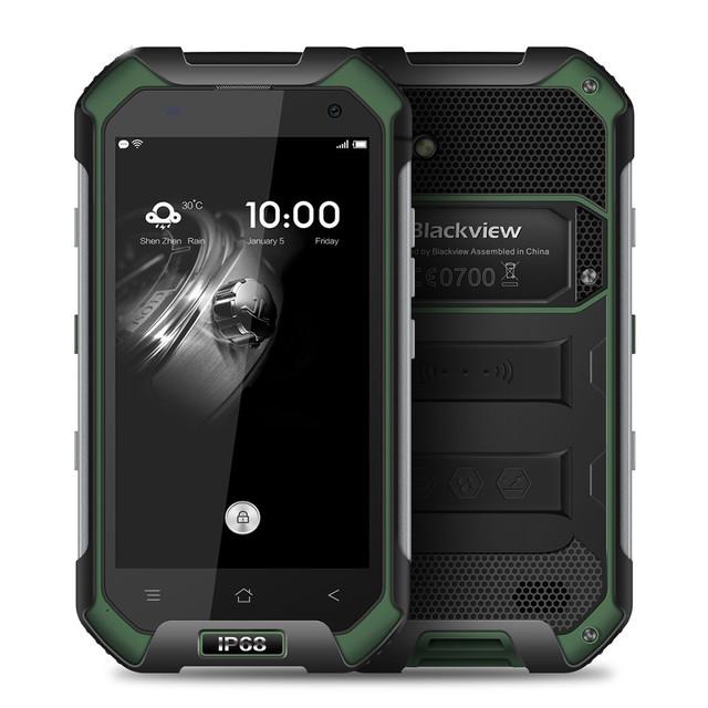 Blackview BV6000 MTK6755 Octa Core 3GB+32GB / BV6000S MT6737 Quad Core Android 6.0 2GB+16GB 4200mAh13MP Waterproof  Mobile Phone
