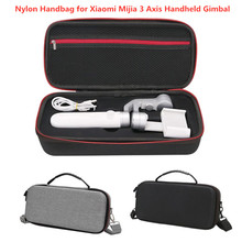 OOTDTY Durable Nylon Handbag Carrying Case Shoulder Bag for Xiaomi Mijia 3 Axis Handheld Gimbal Stabilizer Accessories