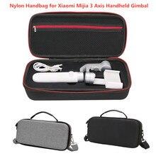 OOTDTY ทนทานไนลอนกระเป๋าถือกระเป๋าถือไหล่กระเป๋าสำหรับ Xiaomi Mijia 3 แกน Handheld Gimbal Stabilizer อุปกรณ์เสริม