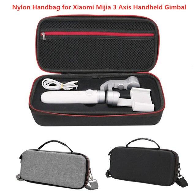 OOTDTY прочная нейлоновая сумка, сумка через плечо для Xiaomi Mijia 3 осевой ручной карданный стабилизатор, аксессуары
