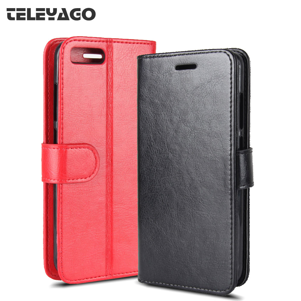 for Xiaomi Mi 5X Case,Business Flip PU Leather Case Wallet Card Hold ID Slot Kickstand Cover for Xiaomi Mi 5X /Mi A1 Shell Bag