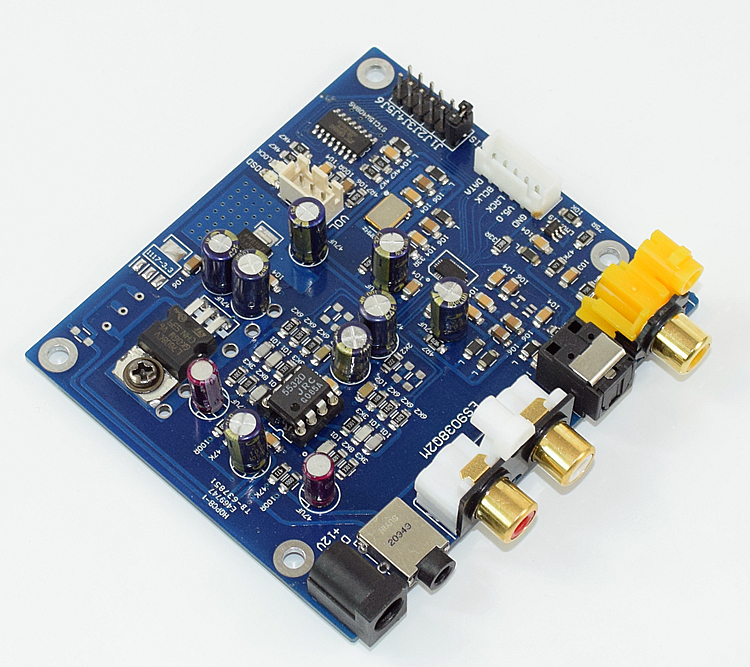 Back To Search Resultsconsumer Electronics Audio & Video Replacement Parts Lovely Es9038q2m I2s Dsd Fiber Coaxial Input Decoder Board Dac Audio Finished Board