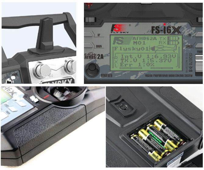 US$ 190 98 - Pro DIY F450 F550 Drone Full Set 2 4G 10CH RC