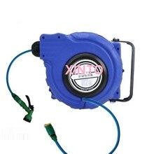 Катушка водяного шланга, автоматическая выдвижная катушка водопроводных шлангов