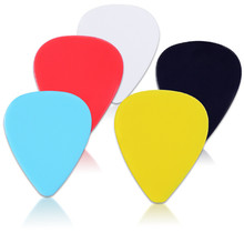 10pcs 0.46mm Acoustic Electric Guitar Picks High Stamping Quality Guitar Paddle Palheta Thickness DIY Picks Parts