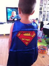 Superhero Cape and Mask (12 Designs)