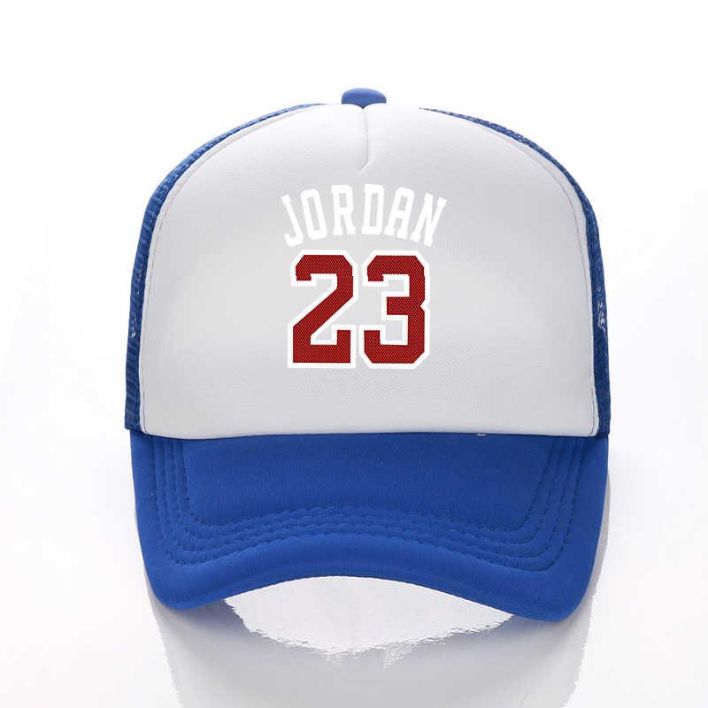 008107b014d Cool Red letter 23 baseball cap Hip Hop Snapback hat Simple Classic Caps  flat bill baseball