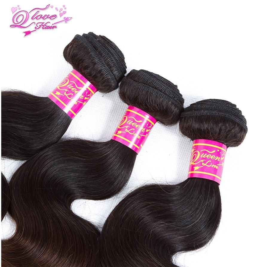 Drottning kärlek hår förfärgat peruanska kroppshår 1B / 4/27 3 - Skönhet och hälsa - Foto 5