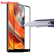 ФОТО 9h tempered glass for xiaomi mi mix 2 s 7 plus mi a1 6x 8se 6 5 5s note 3 mi7 mi6 mi5 mi5x mi6x mi5s full cover screen protector