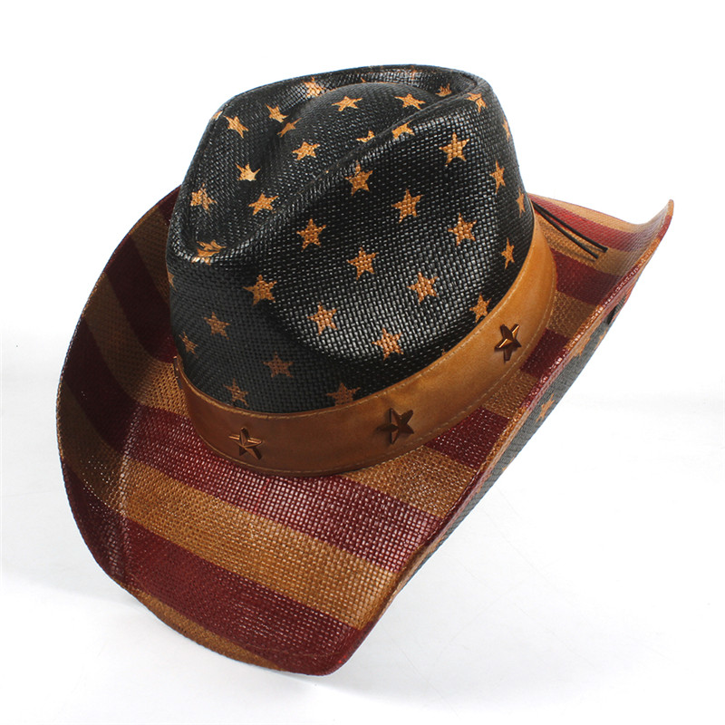 Western Leather Cowboy Hats for Women & Men 23