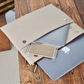 Fashion Women Laptop Handbag 12 13.3 inch for Macbook Air 13 Pro 13 Pouch Leather Messenger Laptop Bag for Lenovo Yoga Xiaomi